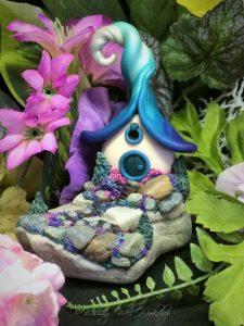 Fairy Cottage by Jennifer Sorensen 2016