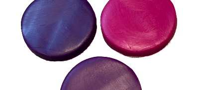 Polymer Clay Color Recipe for Purple Punch by KatersAcres   CLICK for this color recipe plus DOZENS more!