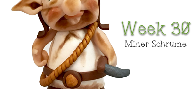 Miner Schrume by Katie Oskin of KatersAcres | Week 30 for the #2016PCChallenge