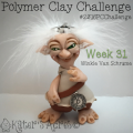 Winkle Van Schrume by Katie Oskin of KatersAcres | Week 31 for the #2016PCChallenge