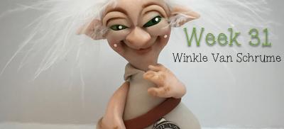 Winkle Van Schrume by Katie Oskin of KatersAcres | Week 31 for the #2016PCChallenge