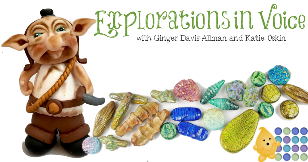 Explorations in Voice with Katie Oskin and Ginger Davis Allman