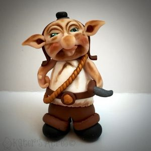 Miner Schrume by Katie Oskin of KatersAcres | CLICK to adopt