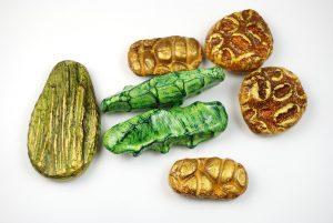 Organic Beads by Ginger Davis Allman