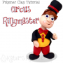 Polymer Clay Ringmaster Tutorial by KatersAcres