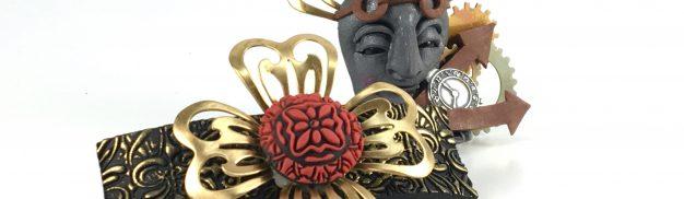 What's Alike 1 - Brass Flower