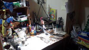 Bettie Griffin Polymer Clay Studio