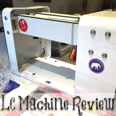 LC Machine REVIEW | Best Polymer Clay Conditioning Machine REVIEW