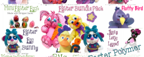 13 Spring Tutorials for Polymer Clay (And Easter too) | REPIN NOW, Click Later