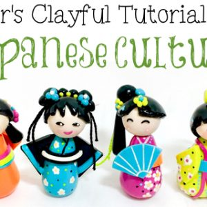 PCT Japanese Culture Dolls SLIDER