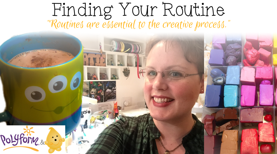 Finding Your Routine to Enhance Your Creativity by KatersAcres