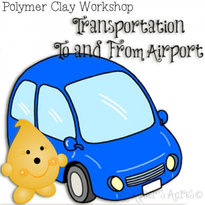 Workshop - TRANSPORTATION to and from AIRPORT