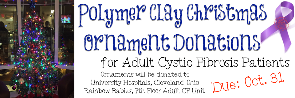 Clay Christmas Ornament Donations SLIDER