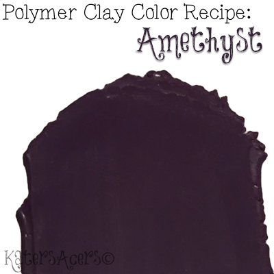 Fall 2017 Color Palette - Amethyst by KatersAcres