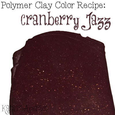 Fall 2017 Color Palette - Cranberry Jazz by KatersAcres
