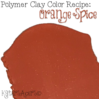 Fall 2017 Color Palette - Orange Spice by KatersAcres