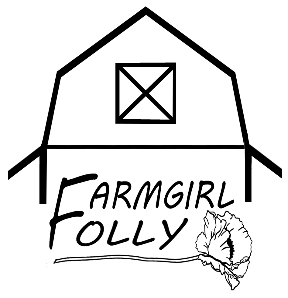 Farm Girl Folly by Crystal Hopson, Polymer Clay Sculptor
